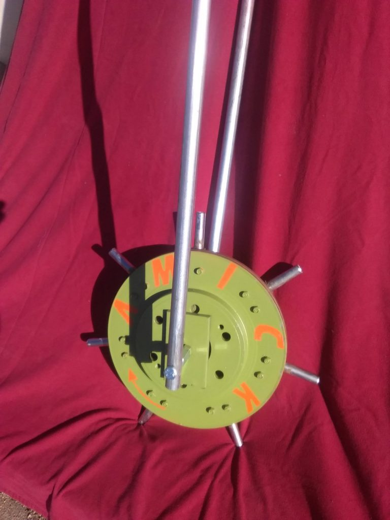 Lawn Aerator Tool, Best Lawn Aerator For Sale, Amick Rollaerator, golf course lawn aerator tool